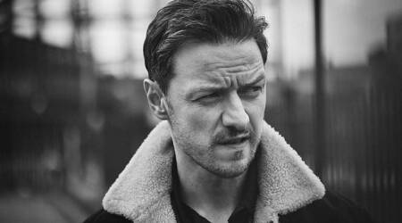 X-Men actor James McAvoy hates shaving his head