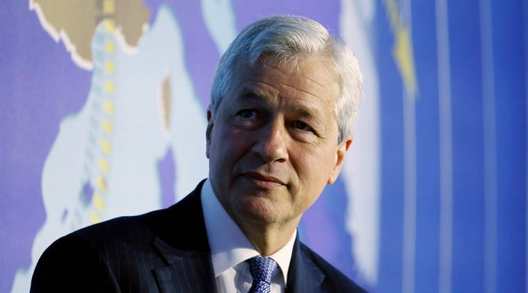 JPMorgan, Jamie Dimon, JPMorgan CEO, US citizen