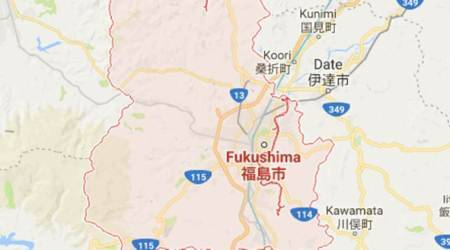 Quake measuring 5.8 magnitude hits off Japan's Fukushima, no damage or tsunami