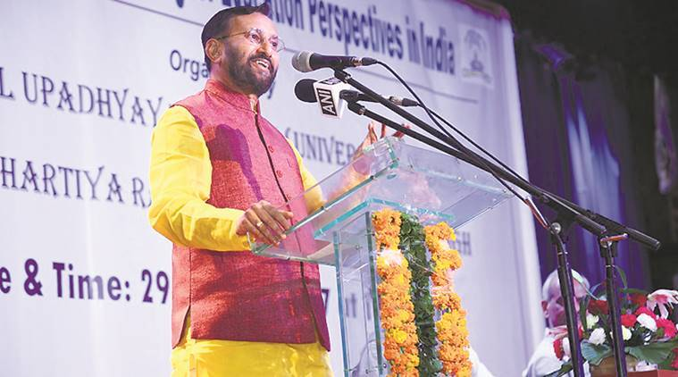 Research will no longer be the assessment criteria for the teachers: Javadekar