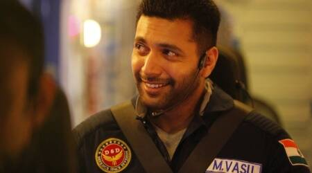 Jayam Ravi's Tik Tik Tik is a space thriller, and here is a sneak peak into his look. See photos