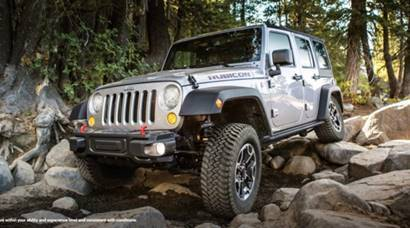 Jeep Wrangler Rubicon Recon limited edition is here