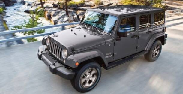 Jeep Wrangler Rubicon Recon, Jeep launches Wrangler Rubicon Recon, Jeep manufactures news, Jeep news, India news, international news, Jeep news, Latest news