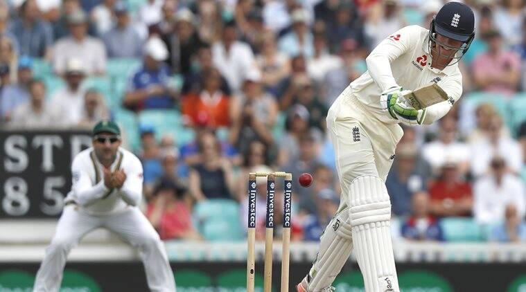 Keaton Jennings, South Africa, England vs South Africa, sports news, cricket, Indian Express