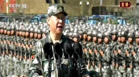 Chinese military has ability to defeat all invading enemies: Xi Jinping