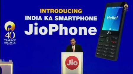 Reliance Jio JioPhone is India ka Smartphone with unlimited data, free calls at just Rs 153 a month and Rs 0 cost