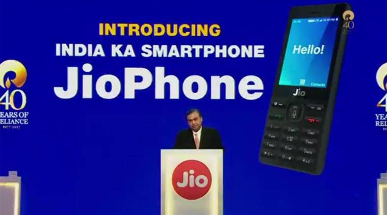 Reliance Jio 4G Volte Feature Phone Launched At Free Of Cost! 2