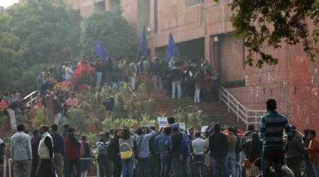 Poll: Should there be an Army tank on JNU campus?