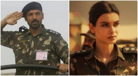 Parmanu The Story of Pokhran: John Abraham, Diana Penty's look leaked, see photos