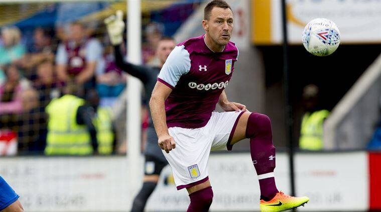 john terry, terry, football, aston villa, john terry captain, chelsea, sports news, indian express