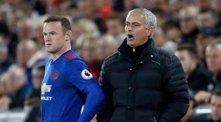 I miss Wayne Rooney a lot, says Manchester United manager Jose Mourinho