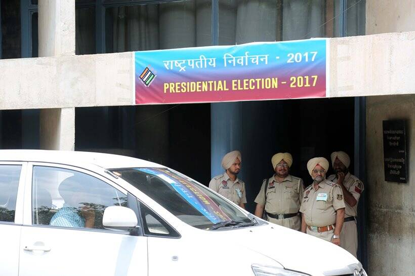 presidential election 2017, presidential election, presidential polls, presidential elections, live updates, ram nath kovind, meira kumar, presidential election results, sonia gandhi, narendra modi, india news