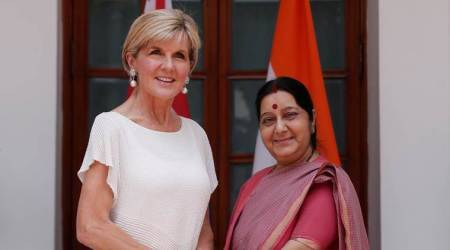 We oppose militarisation of South China Sea: Australian foreignminister