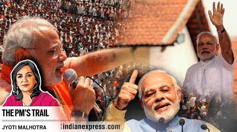 Narendra Modi, Gujarat Elections, Media, Press freedom, Modi on media, BJP, indian express