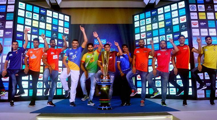 Pro Kabaddi League 2017, PKL season 5, Pro Kabaddi 2017, PKL points table, Pro kabaddi League points table, Kabaddi news, Indian Express