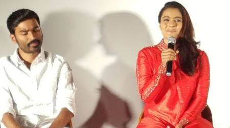 VIP 2 actor Kajol: Dhanush and Shah Rukh Khan are very fine actors