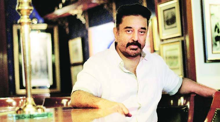 Security intensified at Kamal Haasan's residence