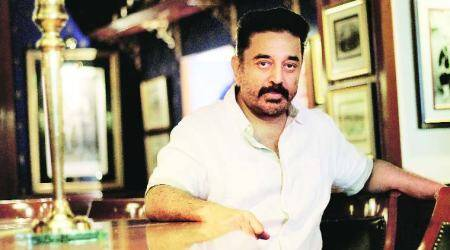 Did Kamal Haasan just announce his entry into politics?
