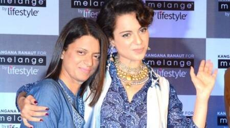 Kangana Ranaut's sister Rangoli hits back at Apurva Asrani: I lost confidence after acid attack. She held my hand. Is that nepotism?