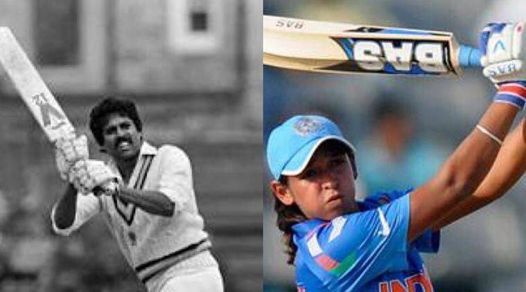 Harmanpreet Kaur, Harmanpreet Kaur 171, kapil dev, ravi shastri, India vs Australia, Cricket news, Indian Express