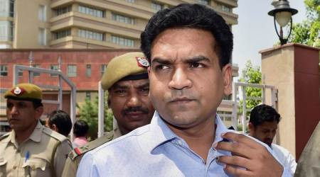 Ousted AAP leader Kapil Mishra evicted from Delhi assembly after calling speaker 'Dhritarashra'