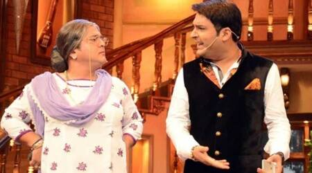 Ali Asgar hints at things going fine with Kapil Sharma: I messaged him 'get well soon' and hereplied