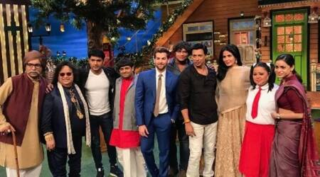 The Kapil Sharma Show: Indu Sarkar actors Neil Nitin Mukesh, Kirti Kulhari have a laugh riot on the show. See photo
