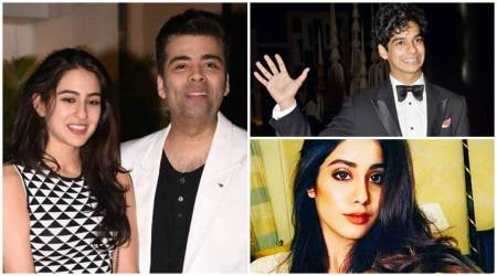 Karan Johar explains why he isn't confirming of launching Jhanvi Kapoor, Sara Ali Khan, Ananya Pandey or Ishaan Khattar