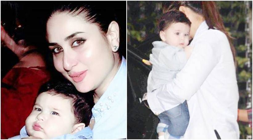Taimur hates mommy Kareena Kapoor Khan for doing this