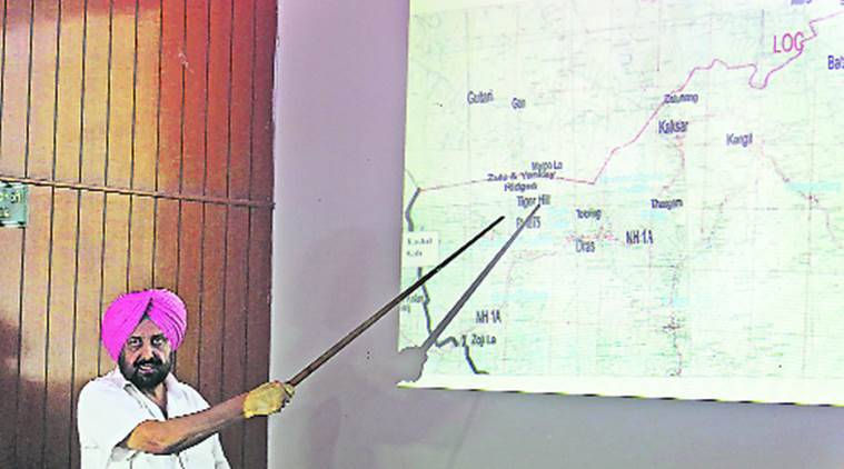Kargil war, Lecture on Kargil war, India Pakistan, India Pakistan Kargil war, India Pakistan war, indian express news