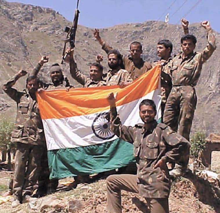 what is kargil vijay diwas, kargil war, kargil war anniversary, what is kargil war, narendra modi, kargil war army, indian express news