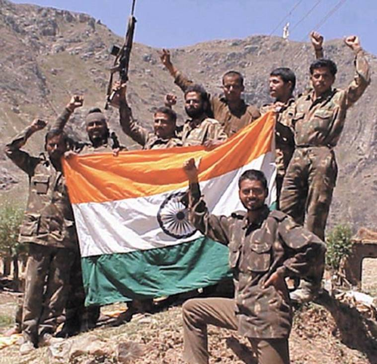 what is kargil vijay diwas, kargil war, kargil war anniversary, what is kargil war, narendra modi, kargil war army, indian express news