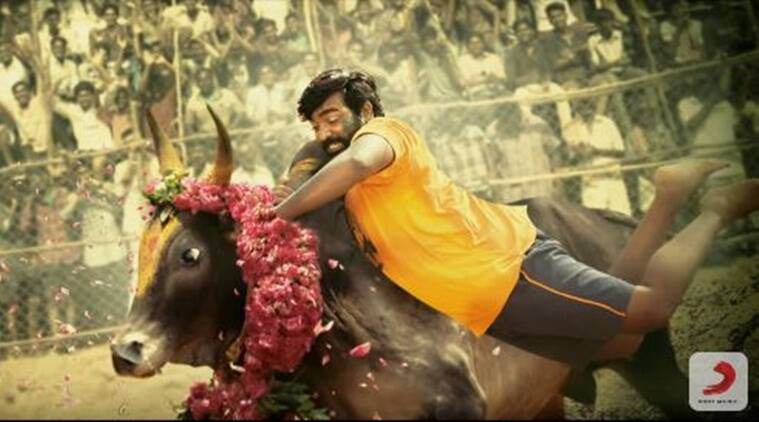 Vijay Sethupathi, Karuppan, Vijay Sethupathi karuppan motion poster, vijay sethupathi karuppan movie poster,