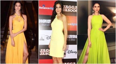 Katrina Kaif, Disha Patani, Aditi Rao Hydari: Bollywood celebs and their latest love for bright, cheery colours