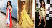 Katrina Kaif best dresses, gowns and skirts from movies, shows and candid appearances