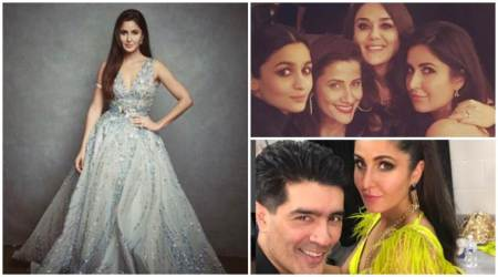 Katrina Kaif's New York birthday at IIFA 2017 was made special by Karan Johar, Alia Bhatt, Varun Dhawan and others. See photos, videos