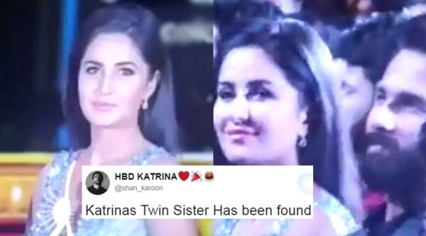 Twitterati clearly is not forgetting this dual performance of Katrina Kaif, any time soon. (Source: Nitesh/Twitter)