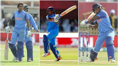 Harmanpreet Kaur shines with 171 in Women's World Cup