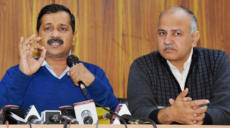 Delhi: Arvind Kejriwal, Manish Sisodia likely to meet LG tomorrow to discuss verdict