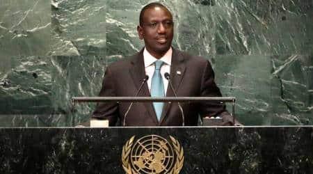 Gunman, police officer killed in attack on Kenya's Deputy President William Ruto'shome