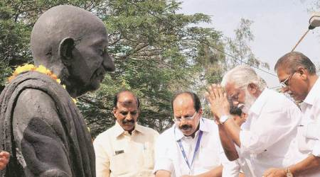Kerala BJP corruption, Kummanam Rajasekharan, bribery charges against BJP leader, MCI, Medical Council of India, Kerala BJP internal probe, Indian express