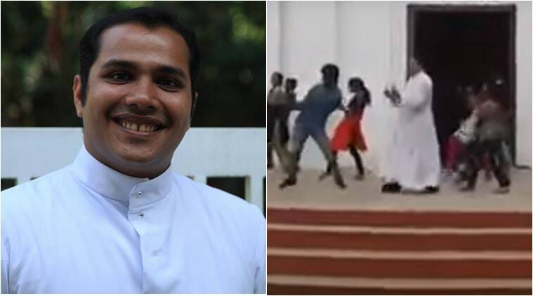 WATCH: This Kerala priest's dance moves will make you want