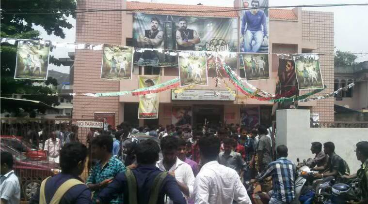 GST, GST rollout, chennai theaters closed, movie hall closed, tamil nadu entertainment tax, tamil film industry, movie strike, indian express news, india news