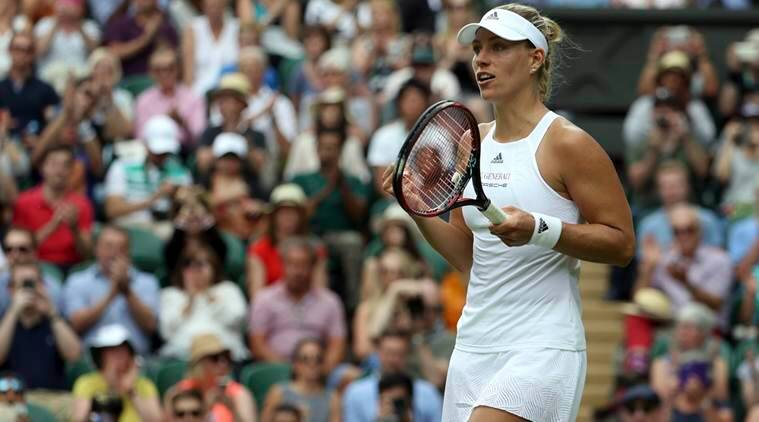 Angelique Kerber Progresses At Wimbledon