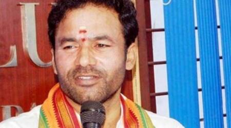 BJP leader G Kishan Reddy alleges 'beef mafia' in Hyderabad, demands CBI probe