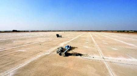 Kishangarh Airport, AAI, Airports Authority of India, Kishangarh Airport construction, Airports in india, ajmer, Jaipur,