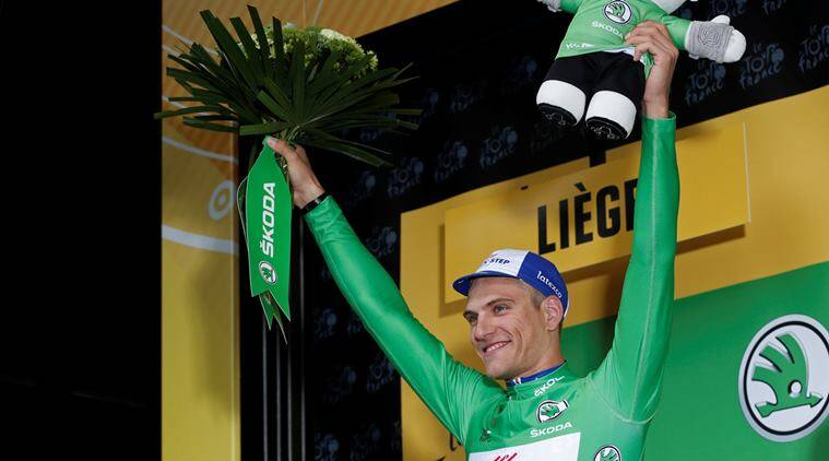 Marcel Kittel, kittel, marcel, tour de france, Chris Froome, froome, cycling, sports news, indian express