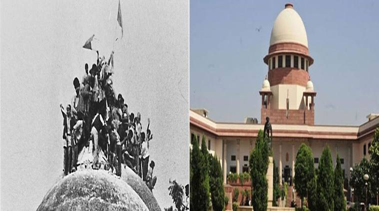 Babri Masjid land dispute: SC to decide on early hearing of pleas