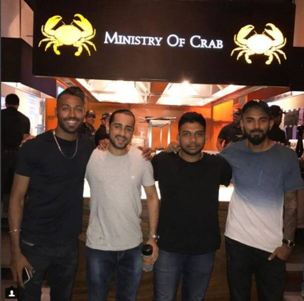 Indian cricket team, Shikhar Dhawan, KL Rahul, Hardik Pandya hpotos, Indian cricket team photos, Cricket news, Indian Express