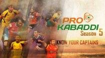 Pro Kabaddi League 2017: Meet the team captains of PKL 5